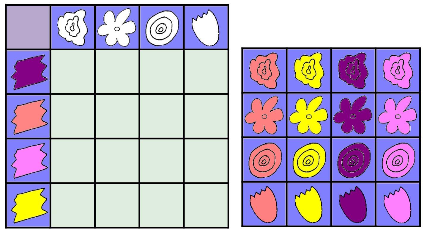 Lógica Matemática Producto Cartesiano Logico Matematico Juegos De Logica Matematica Fichas