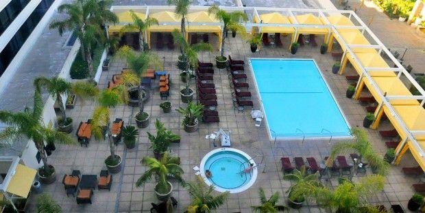 Pool At The Fairmont Newport Beach