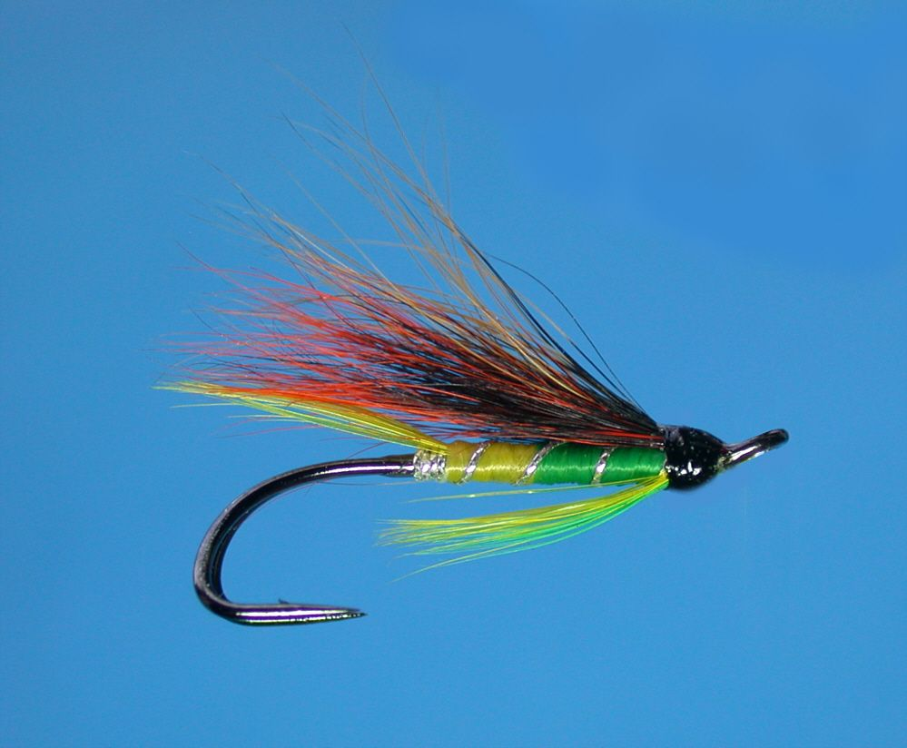 Green Highlander Hairwing