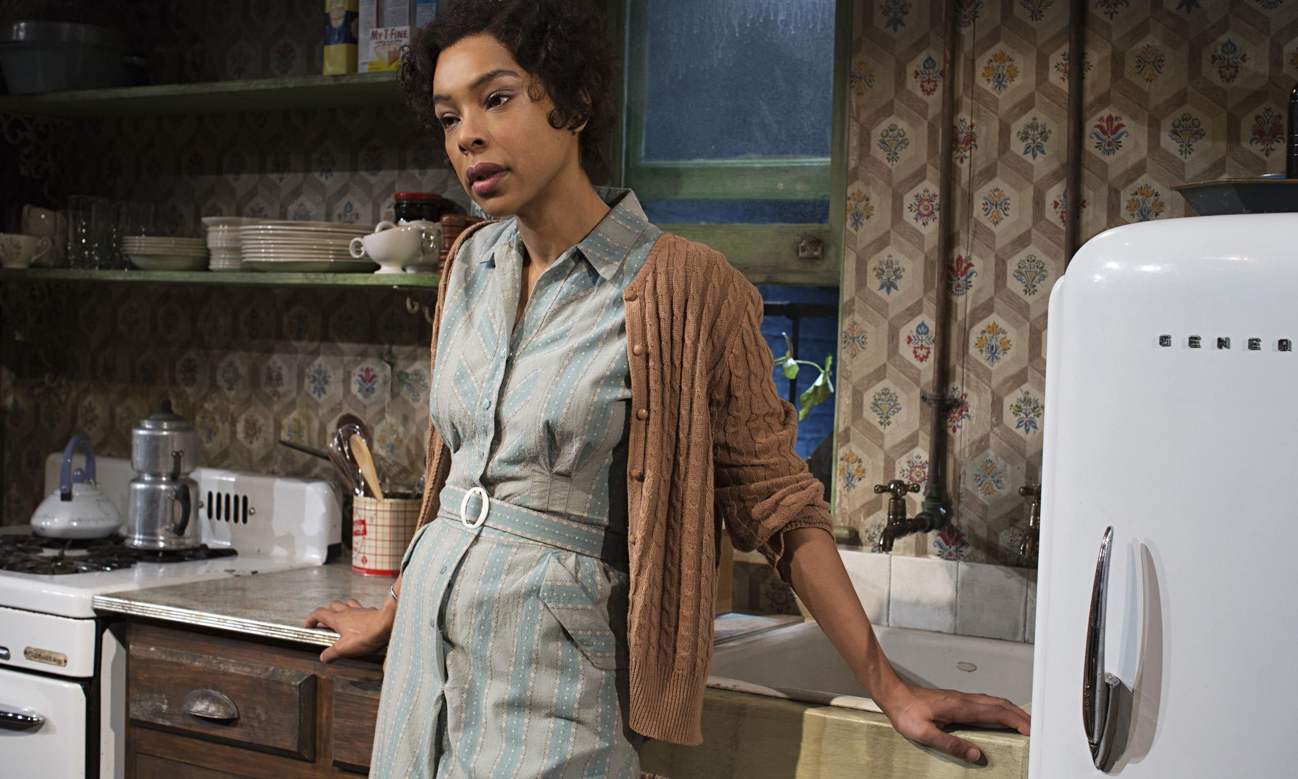 BBC '-spent ?5k on holiday'- for Undercover actress Sophie Okonedo ...
