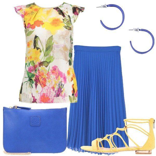moda firmata 39a58 8a06e Sognando Capri: outfit donna Everyday per tutti i giorni ...