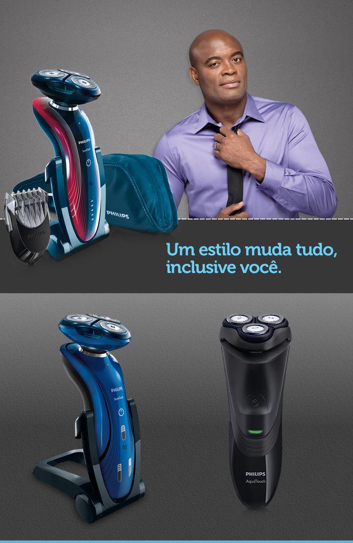 Vai ficar mais fácil cuidar da barba e rosto! Conheça a linha de barbeadores Philips: http://www.colombo.com.br/pesquisa?termo=barbeador+philips
