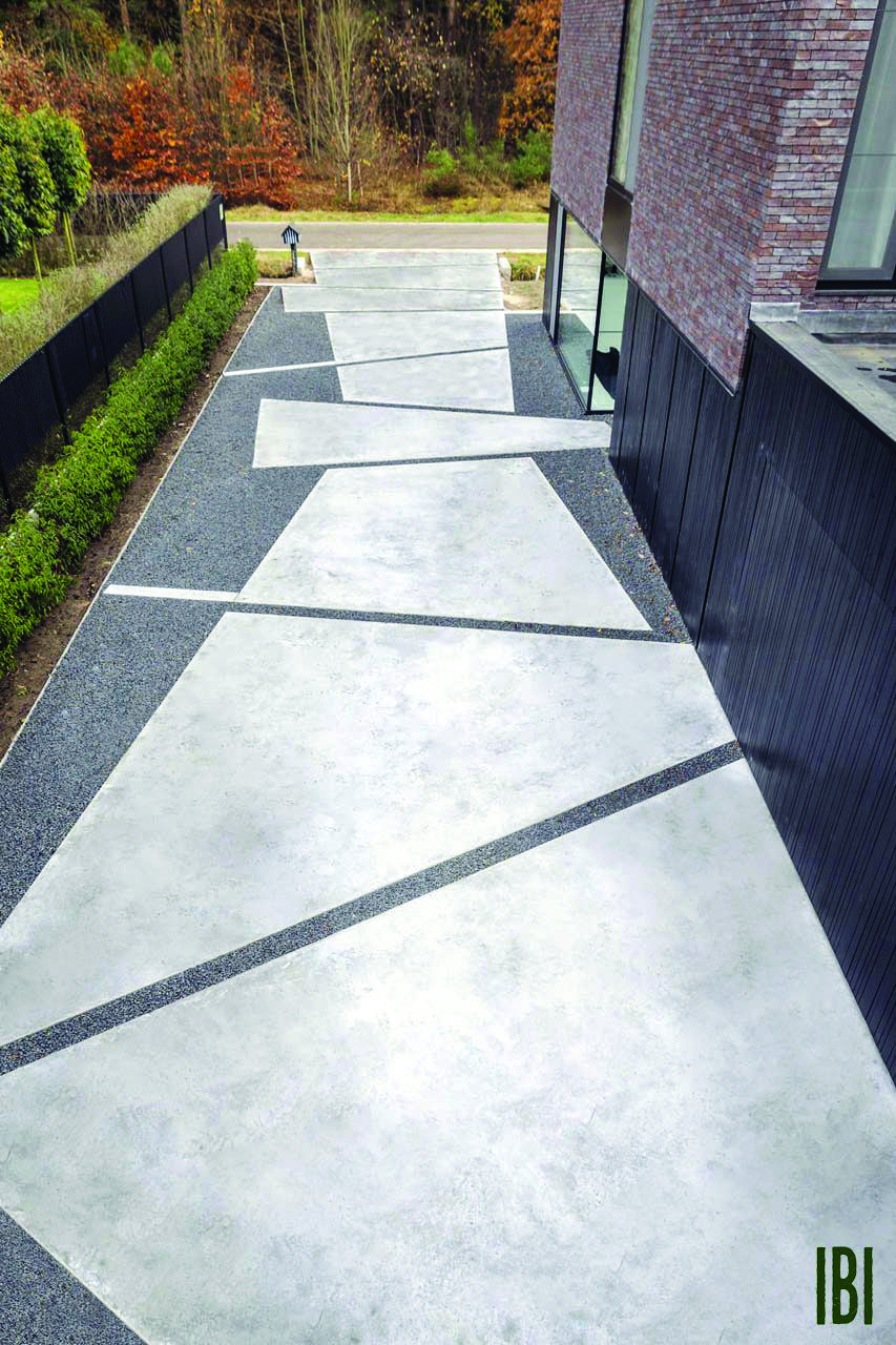 Fascinating Driveway Lighting Ideas Uk To Refresh Your Home Patio Stones Paver Patio Outdoor Tile Over Concrete