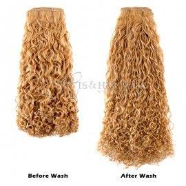 50% Italian Mink® Jheri Curl for Weaving