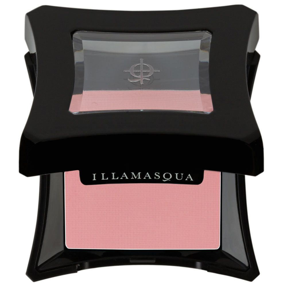 Powder Blusher In Tremble | Soft Lilac Pink | Matt Finish | Illamasqua
