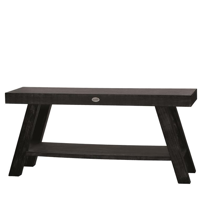 Mooie Side Table.Side Table Urban Black 170cm Van Riverdale Is Mooie Side