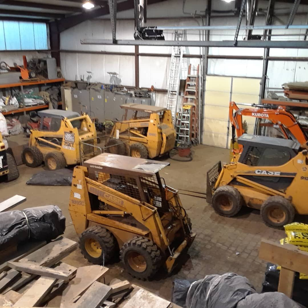 I Cant Wait To Get All These Machines Back To Work! Time