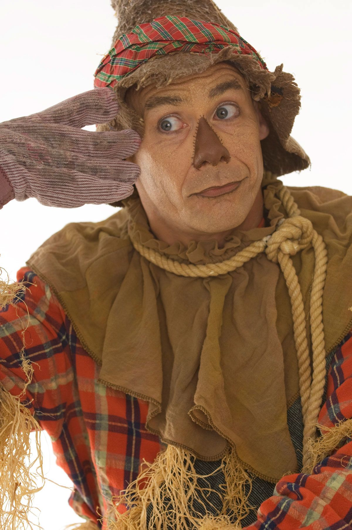 Dean Holt plays the Scarecrow in Children's Theatre Company's 2011 ...