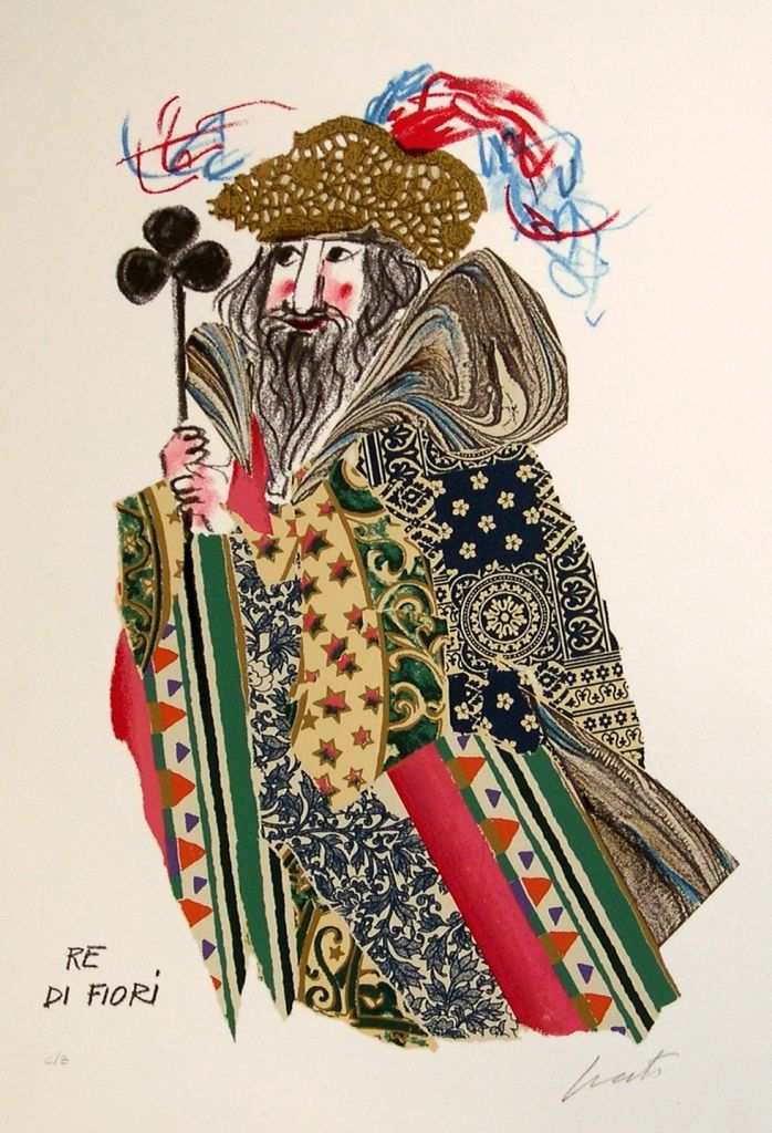 IW_Luzzati_Cartedagioco_FantediDenari Illustrazioni