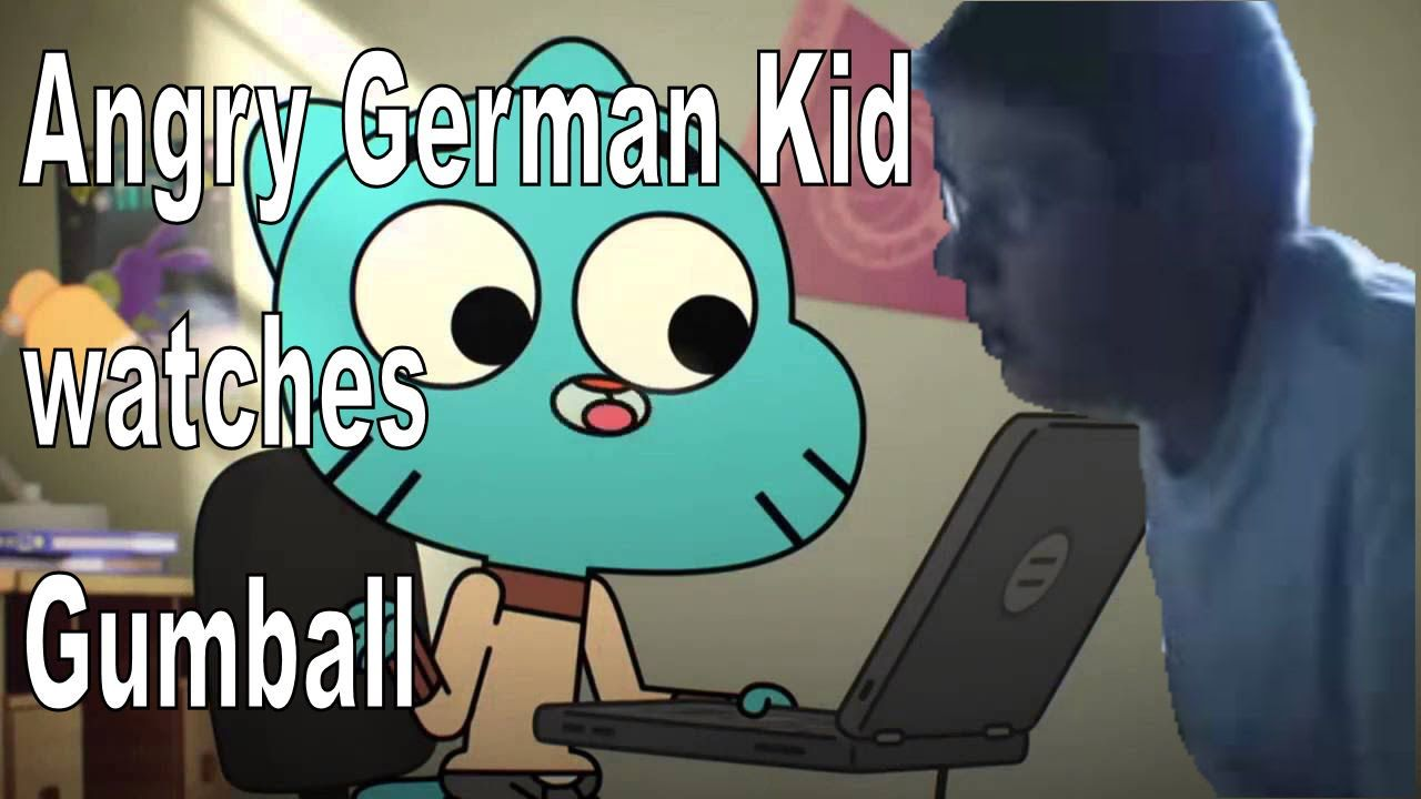 Angry German Kid But Only The Screams Earrape Edition Youtube