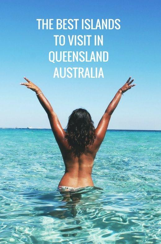 Map Of Australia Highlighting Queensland.The Best Islands To Visit In Queensland Australia Amazing Beaches