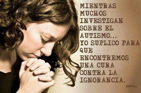 #Autismo #reflexión #cita #frase #autismoamor