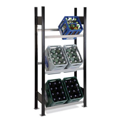 Getrankekistenregal Schulte Regal Kisten Regal Und Organisieren