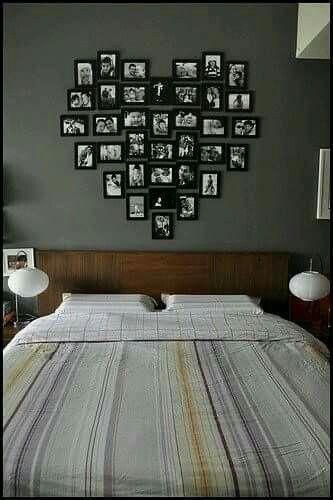 Pin By Elizabeth Ruiz On Sugerencias De Decoracion Bedroom Decor For Couples Home Decor Home