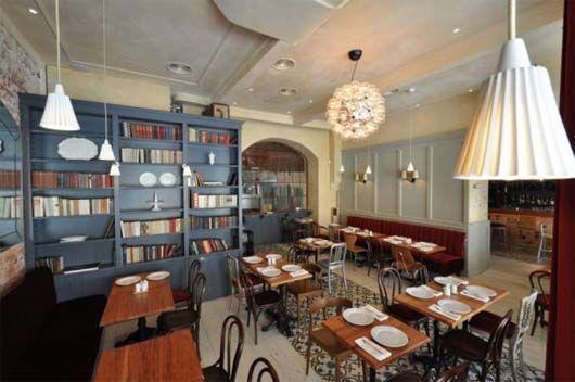 La Bonne Bouche Bucharest 1 French Restaurant Interior In Classic Styles