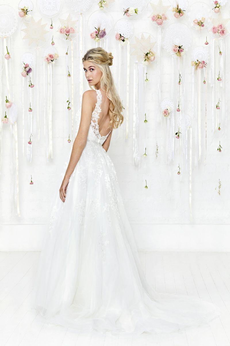 Fantastisch Brautjunferkleid Größen Ideen - Brautkleider Ideen ...