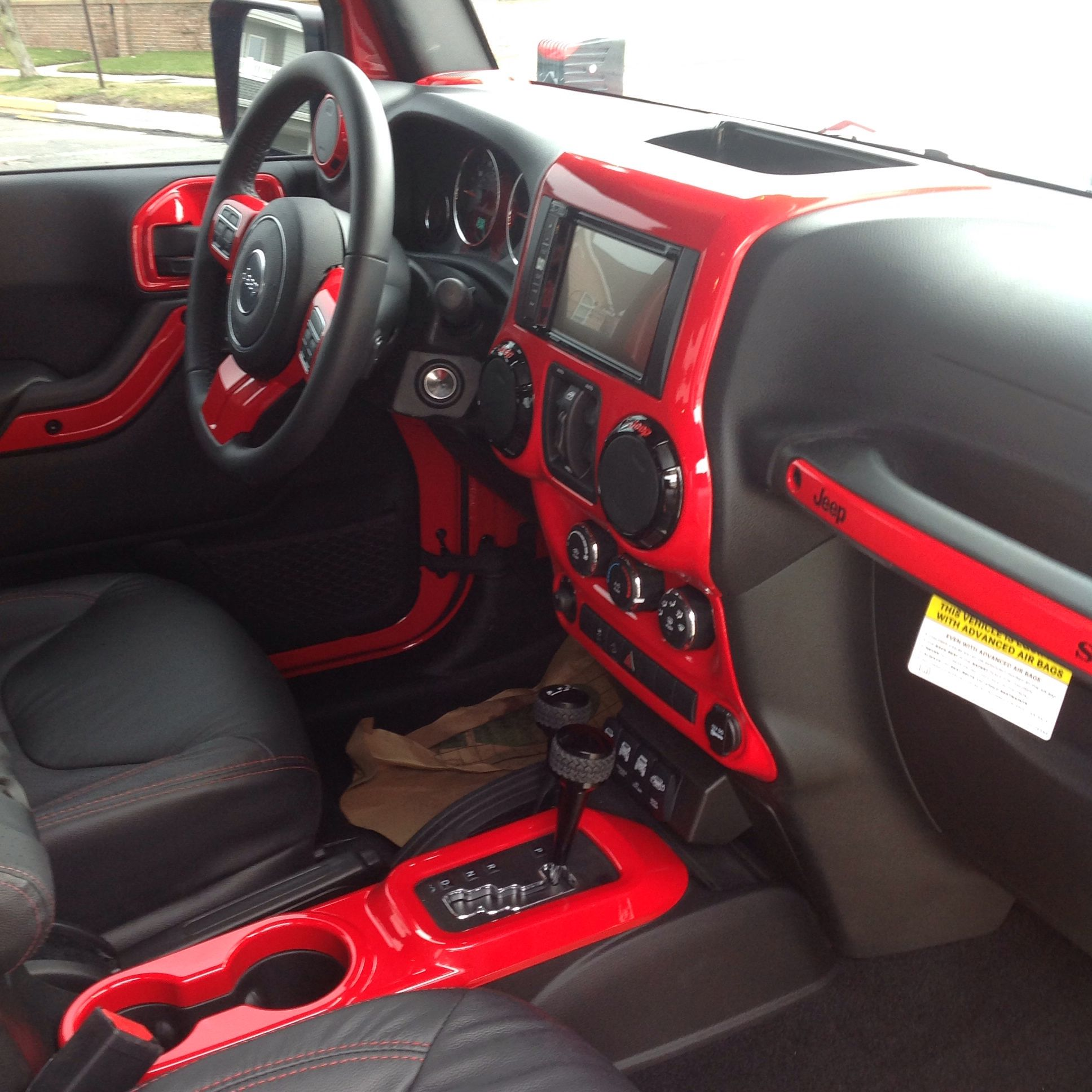 Custom Urban Jeep Interior Jeep Wrangler Interior Jeep