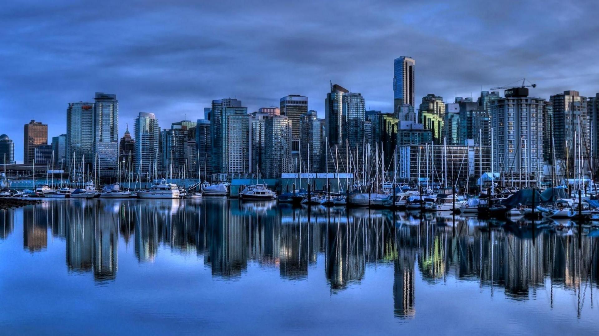 Edmonton Alberta Canada Canada Vancouver Skyline