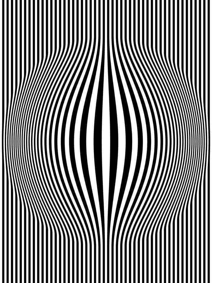 Bridget Riley.Line, shape, Color.................The Neuroscience ...
