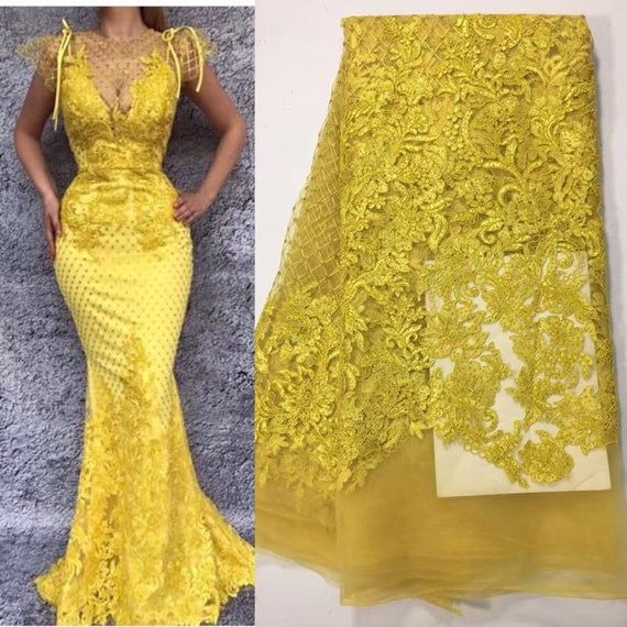 10colors sequins lace fabric embroidery Lace Fabri
