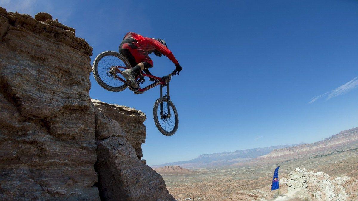 Awesome Mountain Bike HD Wallpaper Free Download
