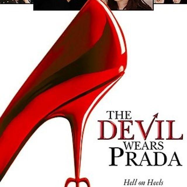 Devil Wears Prada starring Anne Hathaway and Meryl Streep