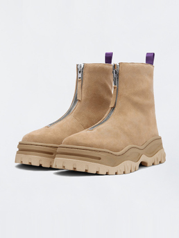 Raven Suede Dune Boots Shoe Boots Shoes