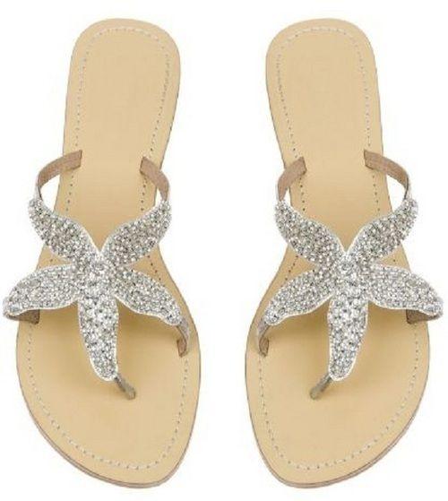 Image Of Aspiga Leather Starfish Sandal