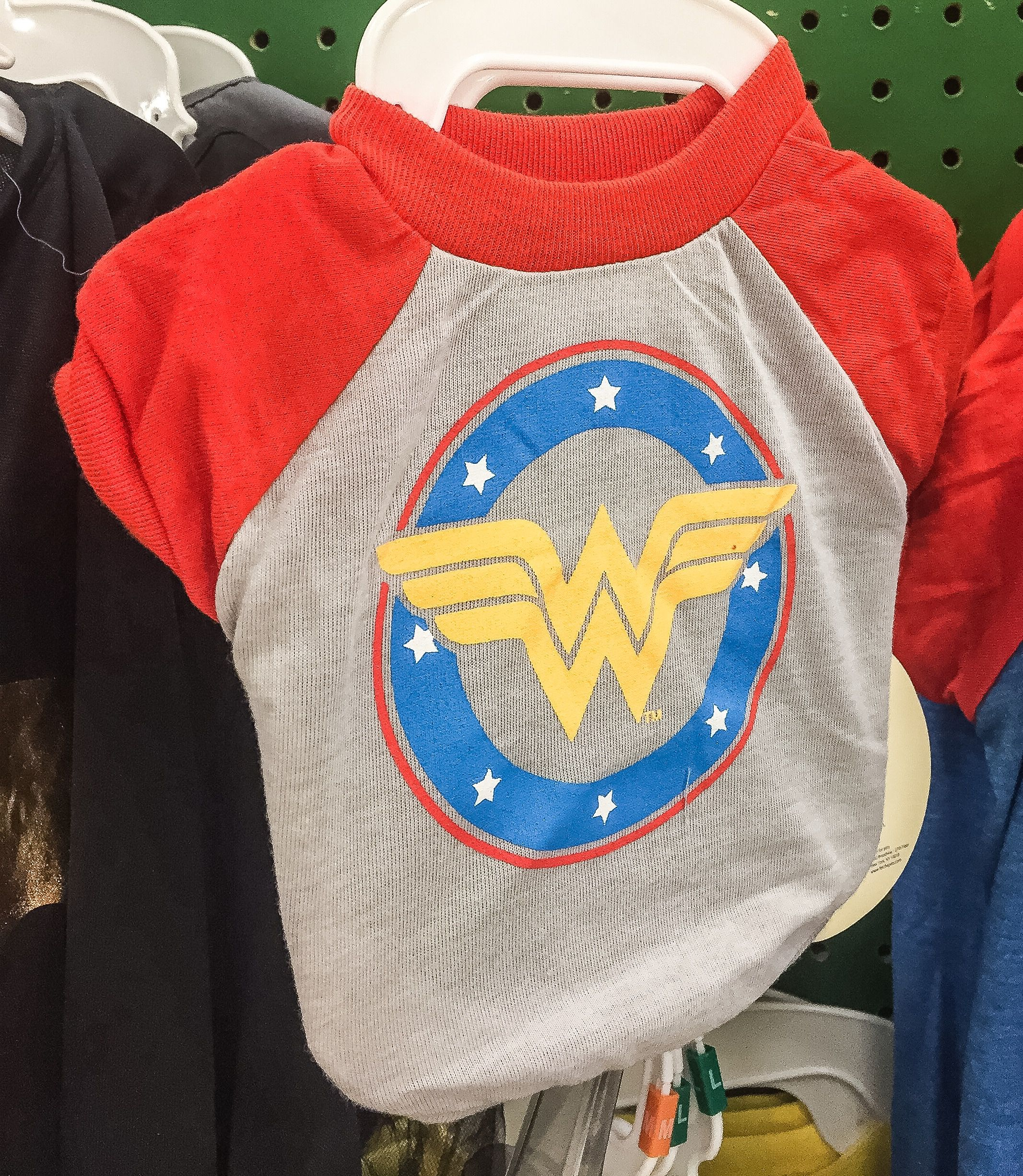 Wonder Woman Dog Shirt | PetSmart