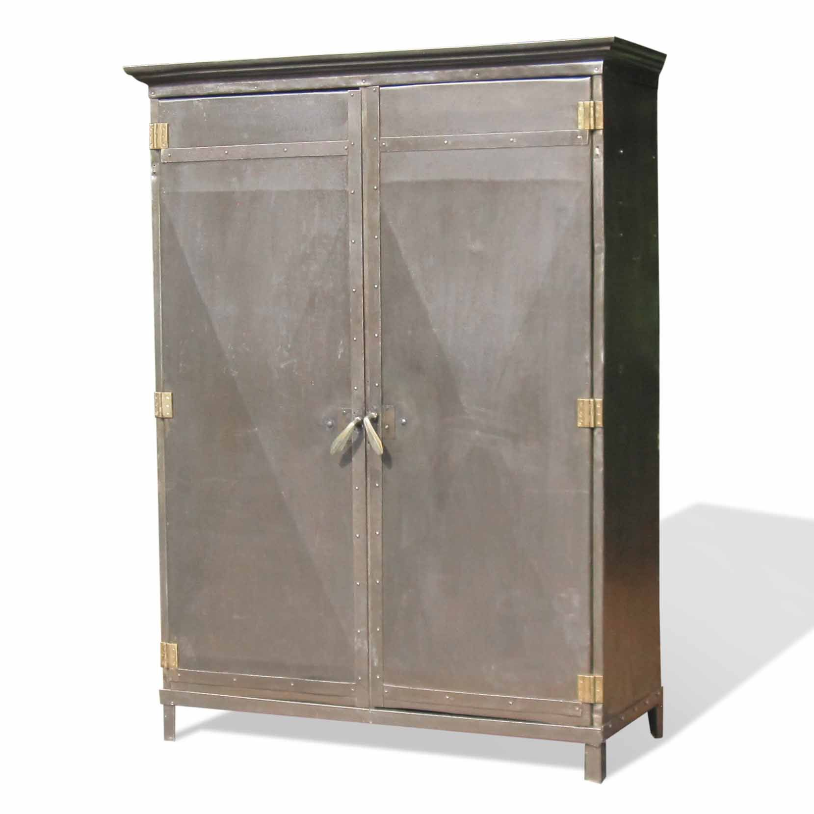 Metal Armoire | South Of Market
