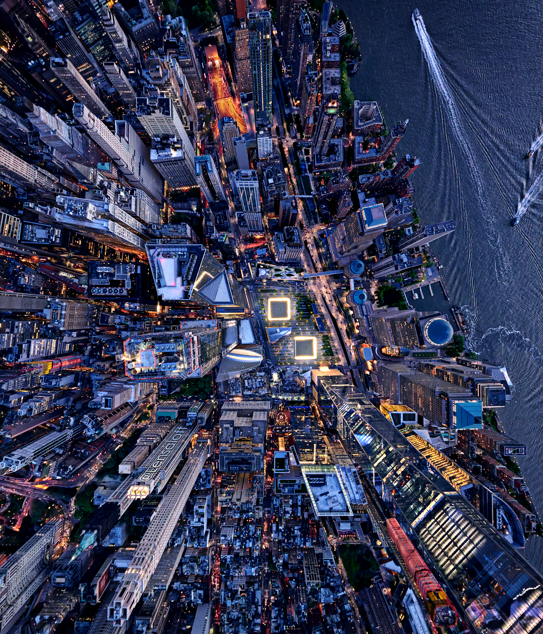 Incredible Helicopter Images Show City Life From Above New York From Above Manhattan New York City From Above