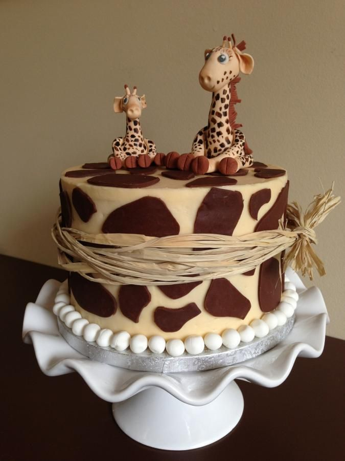 Giraffe Cake Cakes Amp Cake Decorating Daily Inspiration