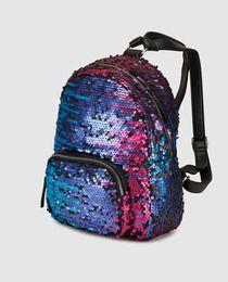 5c2643ebb Mochila de niña Freestyle con lentejuelas multicolor | MY WORK ...