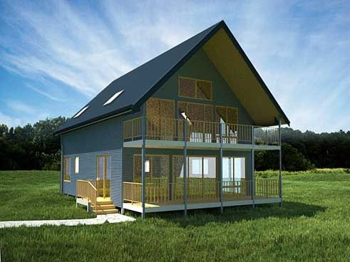 Prefab Homes And Modular Homes In Australia Tasmanian Kit Homes Modern Prefab Homes Kit Homes Australia Affordable Prefab Homes