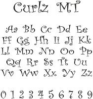 Curlz MT Font Download For Free