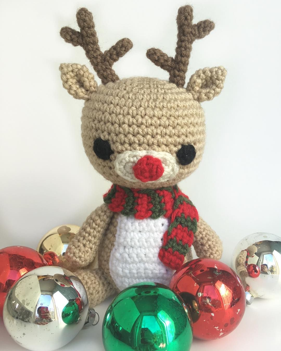 Last Christmas Amigurumi Free Crochet Patterns | 1350x1080