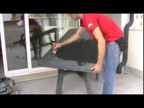 Tavolo Plastica ~ Rinnovare tavolo in plastica da giardino con blacktraction rs