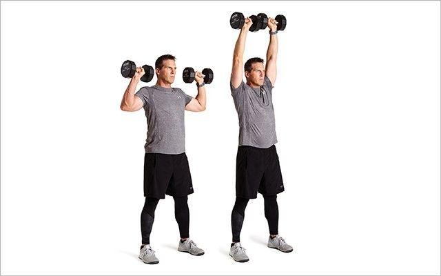Back To Back Dumbbell Exercises To Build Full Body Strength And Burn Fat #dumbbellexercises