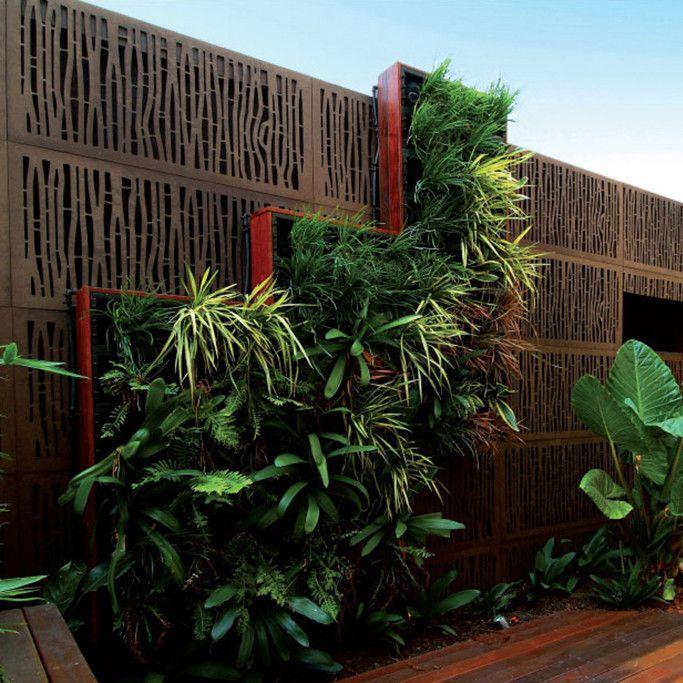Vertical Garden, Outdoor
