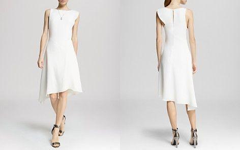 HALSTON HERITAGE Dress - Crepe