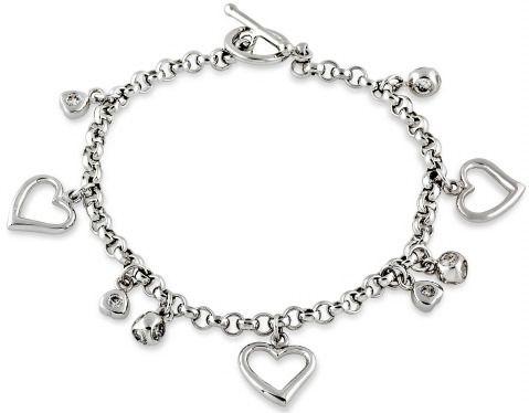 925 Sterling Silver Bracelet For Women Bracelets Bangles