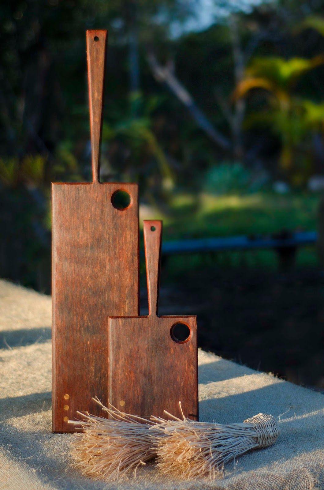 Cozinha do Gordo: Tábuas rústicas - Cutting Boards