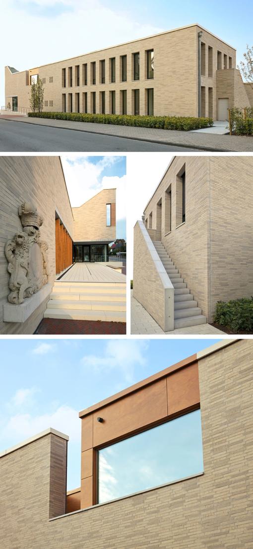 Architekt Stadtlohn abc verblendklinker aquaterra colima df objekt pfarrheim otgerus