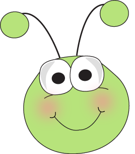 Bug Face Cartoon Grasshopper Face Clip Art Image Cute