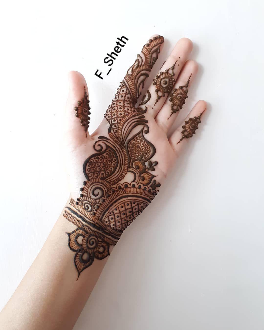 Latest Arabic Mehndi Design For Front Hand K4 Fashion In 2020 Latest Arabic Mehndi Designs Mehndi Designs Mehndi Art Designs