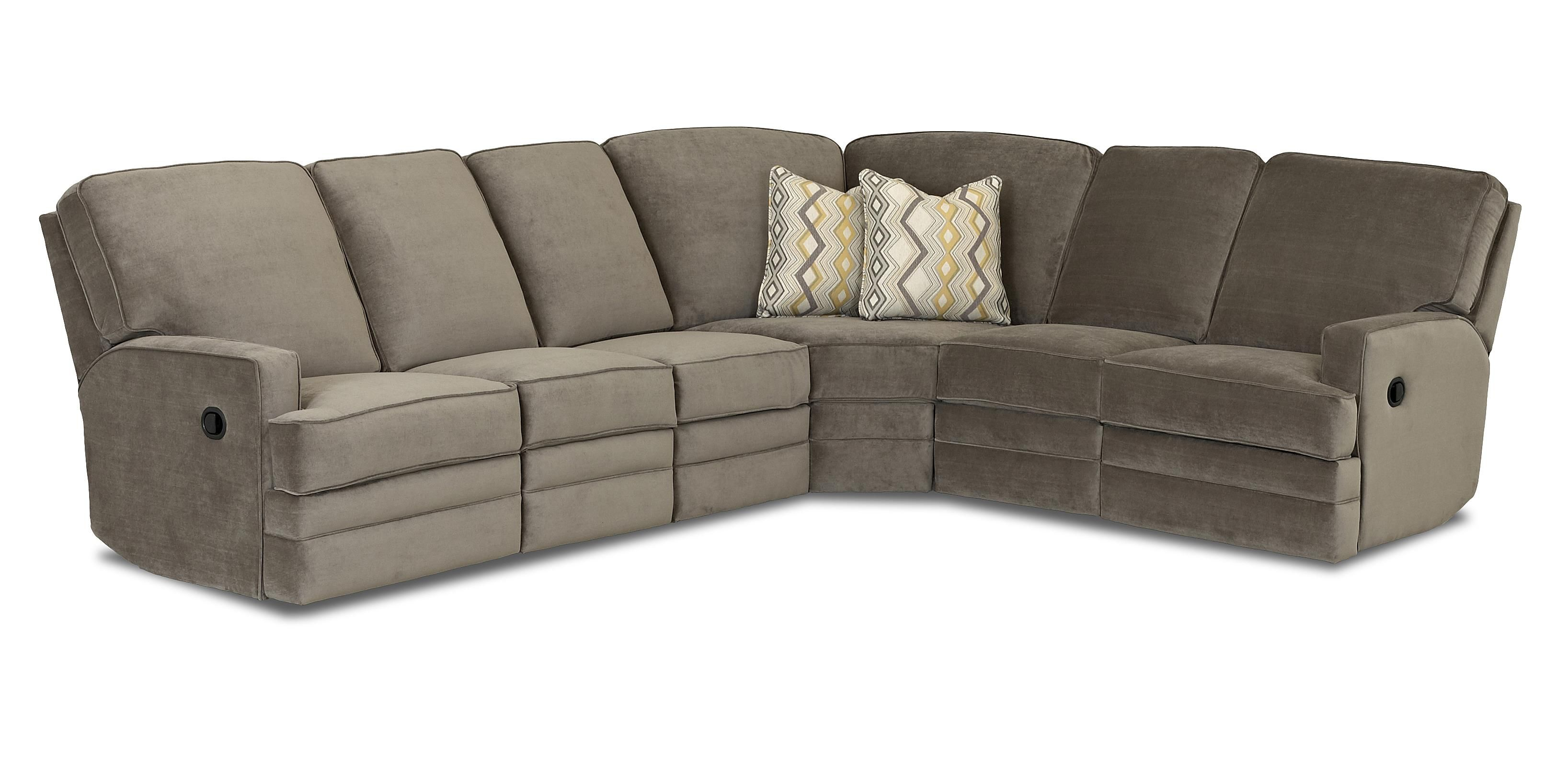 klaussner grand power reclining sofa mid century modern nyc chapman casual sectional by