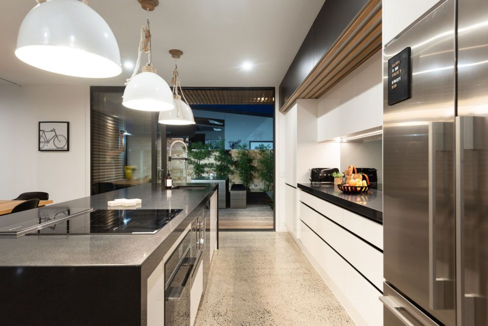 Papamoa Realestate Co Nz Custom Dining Tables Modern Kitchen Residential House