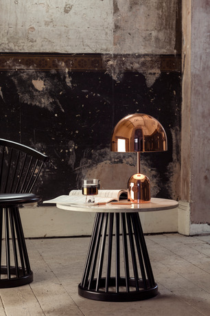 Bell Table Lamp In 2020 Modern Table Lamp Tom Dixon Black Table Lamps