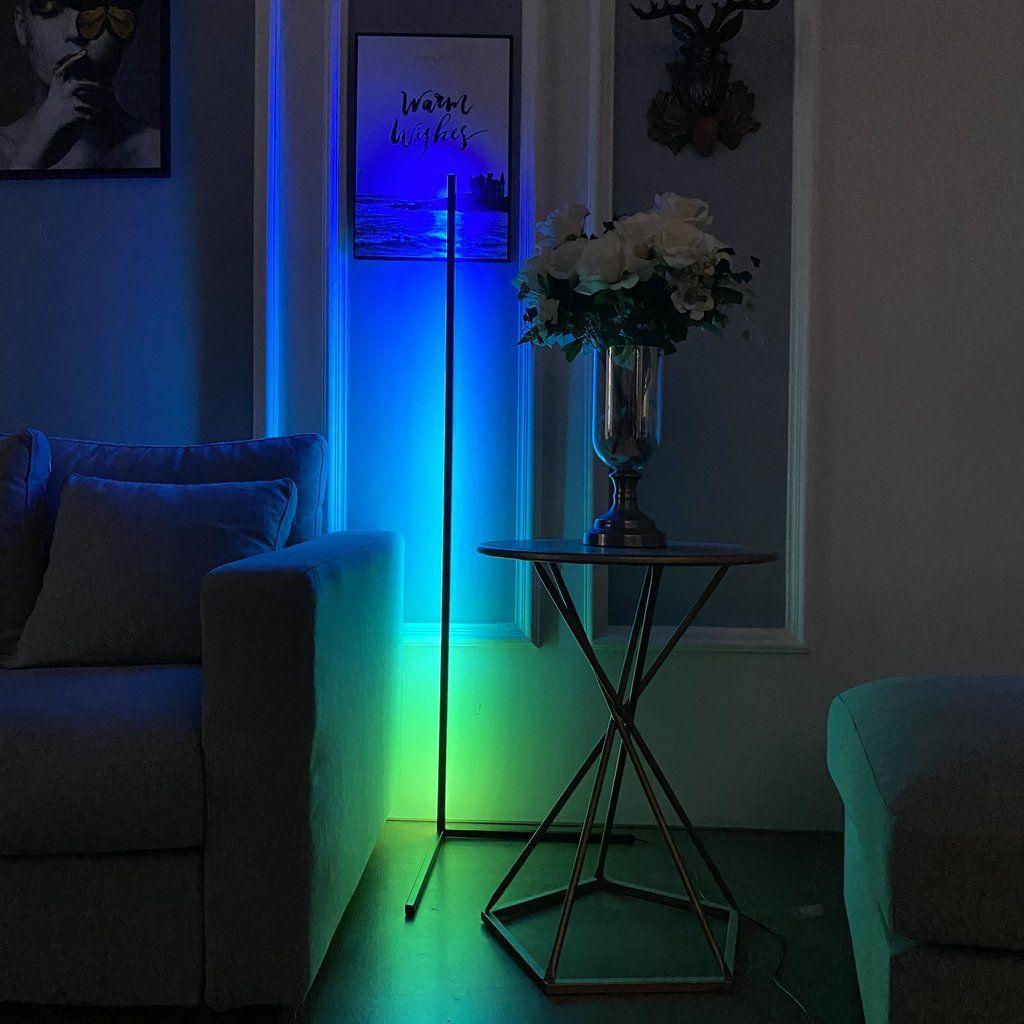 Cornor Minimal Modern Led Lamp Light Modern Motus In 2020 Led Floor Lamp Bedroom Decor Lights Living Room Decor Lights
