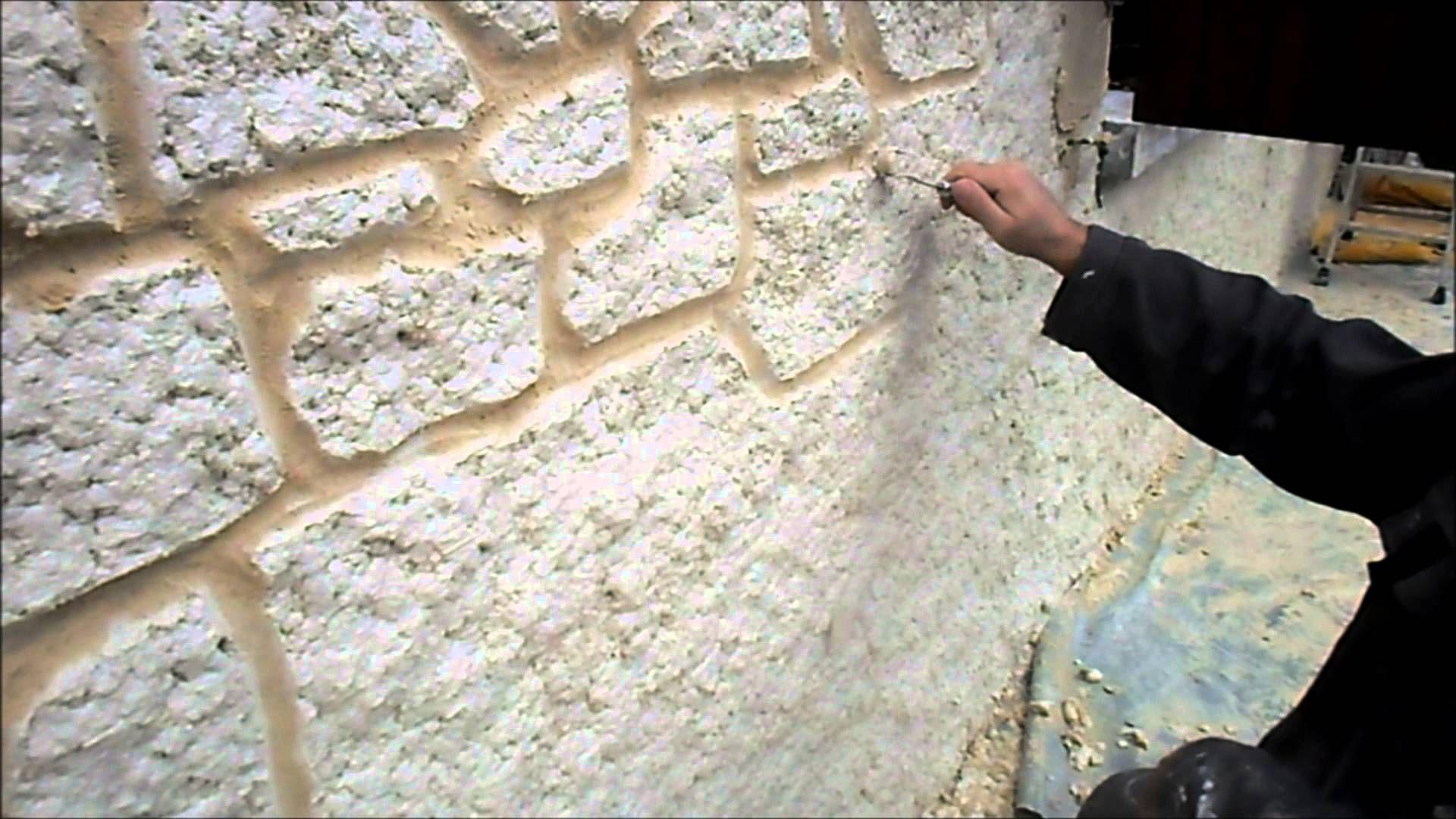 Sculpte Vos Envies De Murs Et Facades Avec Imipierre L Enduit Fausse Pierre Mieux Que Le Paremen Parement Pierre Exterieur Fausse Pierre Enduit Mur Interieur